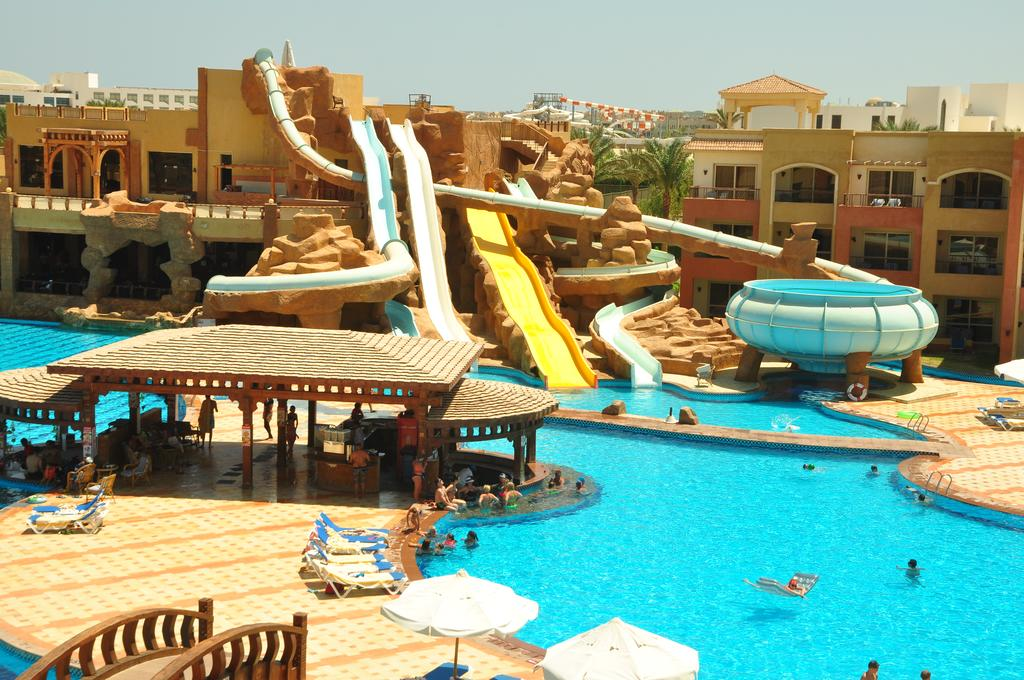 Sharm El Sheikh trips - Regency Plaza Aqua Park Resort